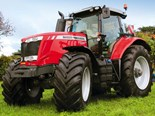 Massey Ferguson 7724 tractor review