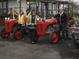 Massey Ferguson supports drive to save Sir Ed's hut
