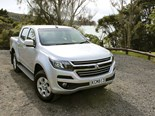 Holden Colorado LT Review