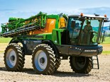 Test: Amazone Pantera 4502-W Self-Propelled Sprayer