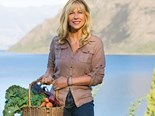 Annabel Langbein at Wanaka Show