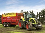 TTSO 2017: Claas Axion 930