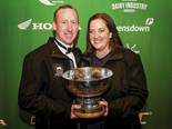 2017 NZDIA Share Farmer of the Year—Christopher and Siobhan OMalley