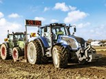 The Fieldays Tractor Pull is in its third year now