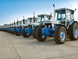 Irish tractor fans celebrate The Big 100