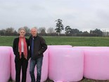 An extra $20,000 from Pink Bales supports breast cancer