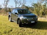 Test: Holden Colorado