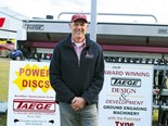 Taege's Power Discs win Fieldays Prototype Award