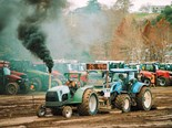 Tractor Pull season finishes with Fieldays 2017