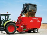 New release: Triomaster S silage cutter