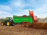 The Strautmann Universal Spreader (PS 2201 and PS 3401) is an impressive piece of machinery