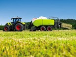 New grass kit from Claas