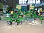 McHale launches new rake at Agritechnica	2017