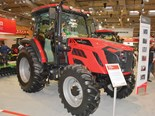 New Mahindra release at Agritechnica