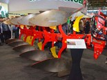 Pottinger introduces new plough at Agritechnica