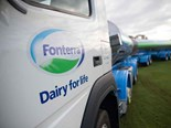 Fonterra commits to reducing their impact on the environment