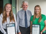 University of Waikato students share water sciences prize