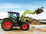 Test: Claas Arion 460