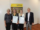 Wintec students receive Fieldays Society's Baldwin scholarships