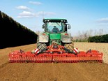Profile: Kuhn EL402 R power tiller