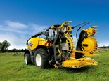 Cover Story: New Holland FR780 Forage Cruiser