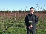 Scott Lanceley is Wairarapa Young Viticulturist of the Year 2018