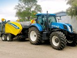 New Holland RB125 Combi helps boost productivity