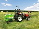 Benefits of mini balers on farm