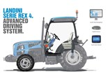 Landini wins EIMA Technical Innovation Award 2018