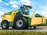 Profile: Krone BIG X 1180