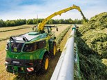 New John Deere forage harvester touches 1000hp