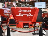 EuroTier 2018 Innovations: Trioliet feeding robot