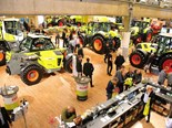 Agromek Show attracts big name machines and visitors