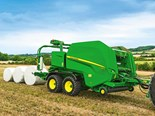 John Deere kicks off 2019 with new variable chamber wrapping balers