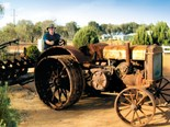 The restoration of a John Deere Model D tractor