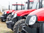 Record tractor and machinery sales