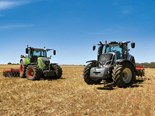 Test: Valtra T234 and Fendt 720 S4