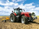 Massey Ferguson 8732 S DYNA VT review
