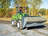 Profile: Avant Loader 800 Series