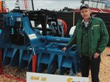 Strebel strip-tillage system