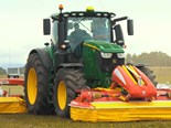 John Deere 6250R with CommandPro