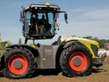 Video: Claas Xerion 4500