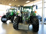 Showcasing Fendt at Piako Tractors Morrinsville