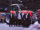 Big win for Massey Ferguson 6700 at Agritechnica 2019