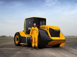 JCB cements title as the world's fastest tractor