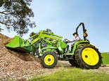 John Deere launches new self-levelling loaders