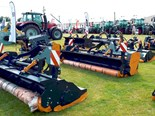 TMC Mulchers at Southern Field Days 2020