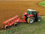 Improve ploughing quality with Kuhn's Small Ploughing device