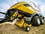 Profile: New Holland's new BigBaler 1290 High Density baler
