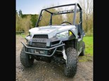 Test: Polaris Ranger EV